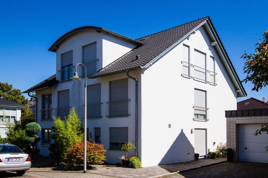 Zweifamilienhaus im Niedrigenergiehausstandart