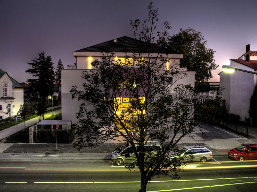 Mehrfamilienhaus an der Ostenallee in kfW40+ Standard