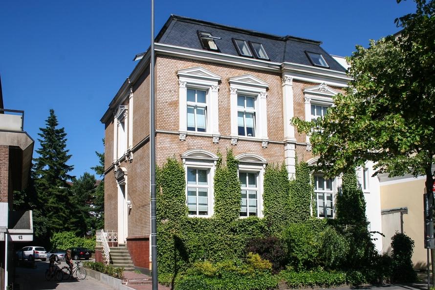 Herrenhaus in der Hammer Innenstadt
