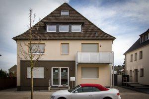 Revitalisierung eines Wohn- & Geschäftshauses.