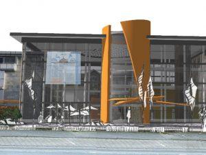 Architekturbüro Hinkelmann, Hafenstrasse 14,59067 Hamm | Volksbank