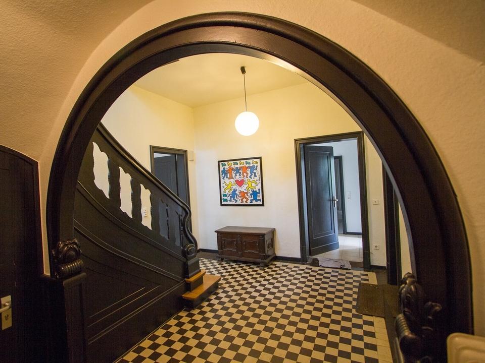 Architekturbüro Hinkelmann, Hafenstrasse 14,59067 Hamm | Innenraum der Denkmalpflege des Herrenhaus aus dem Jahr 1848
