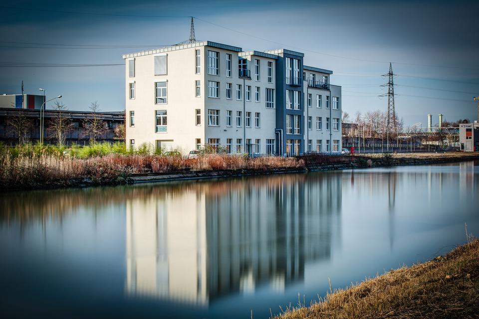 Architekturbüro Hinkelmann | Firmensitz, Hafenstrasse 14,59067 Hamm