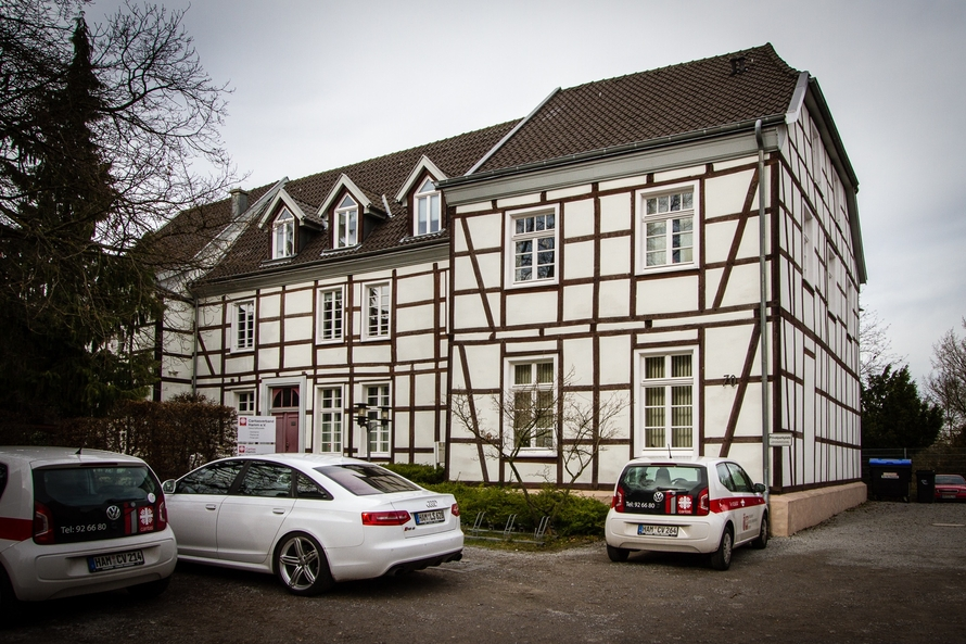 Restaurierung der von-Vincke-Villa