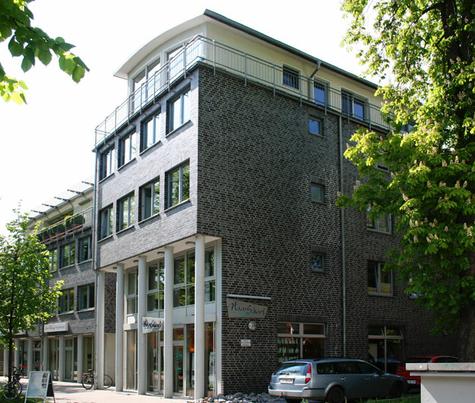 Architekturbüro Hinkelmann | Wohn- & Geschäftshaus
