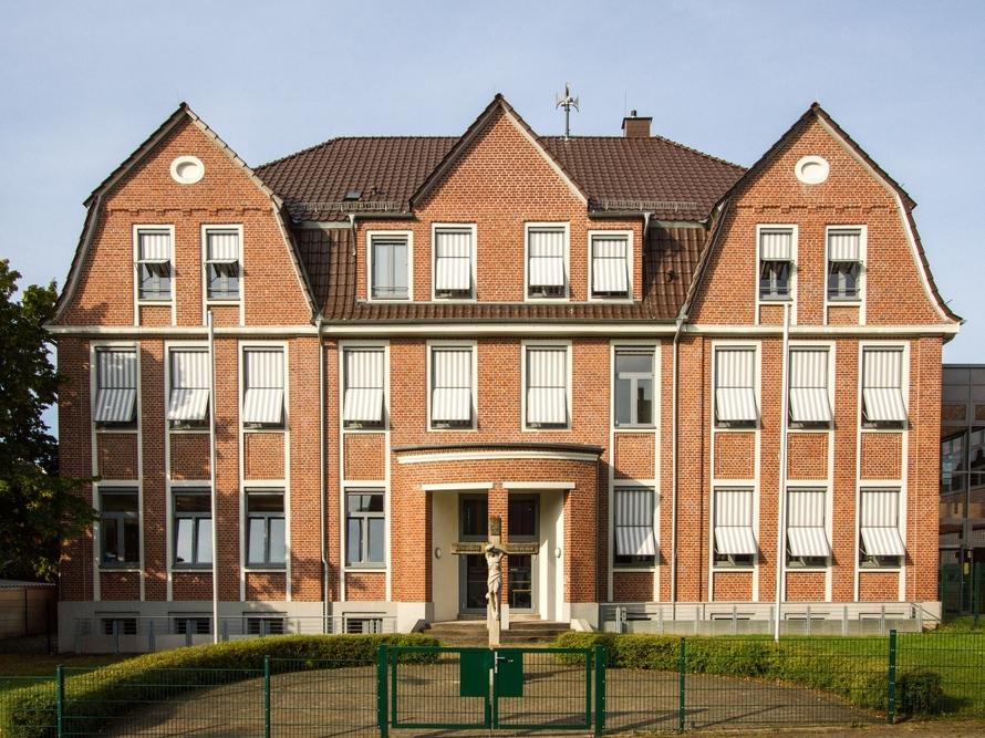 Revitalisierung einer Grundschule.